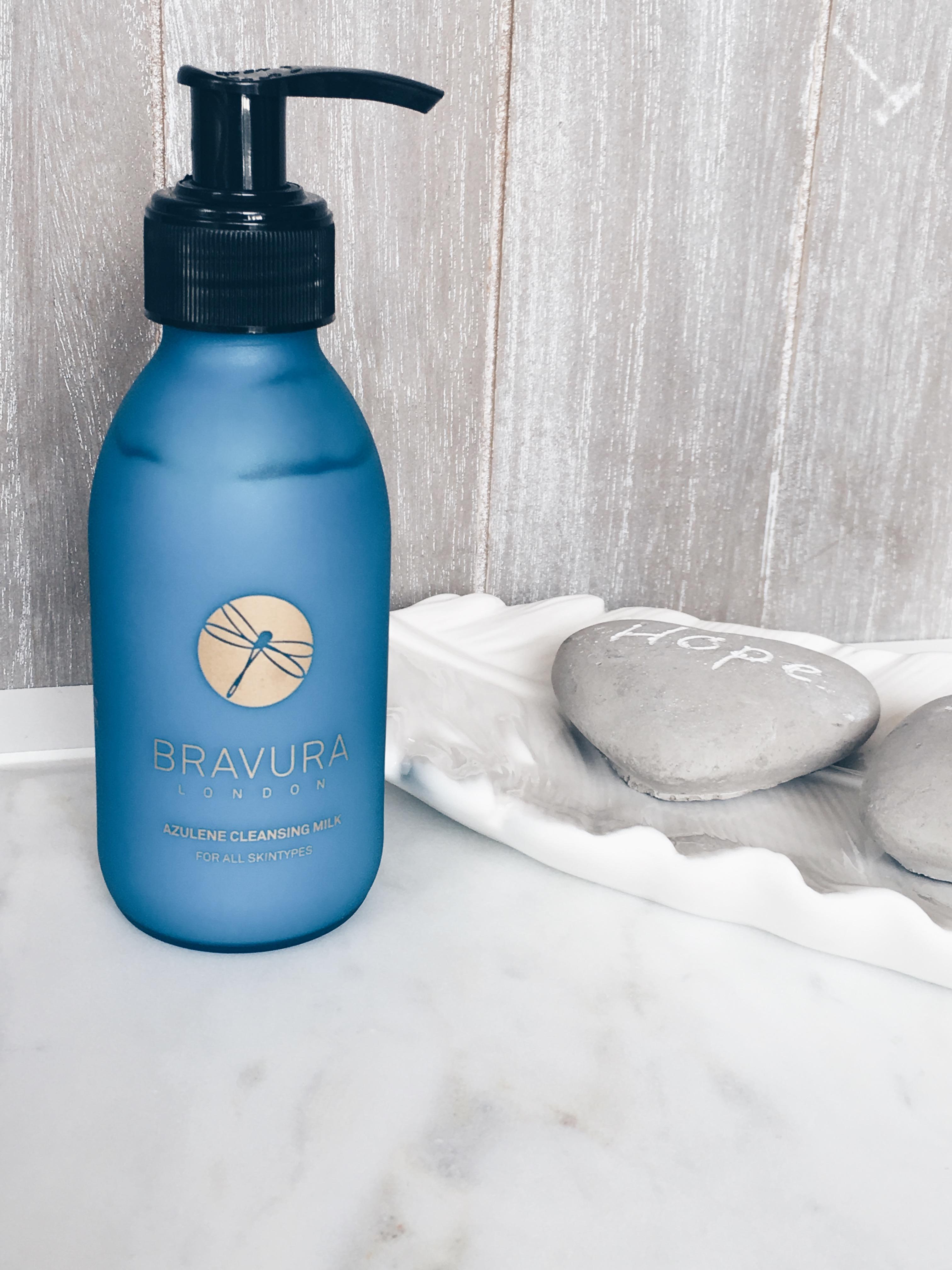 Bravura Azulene Cleansing Milk